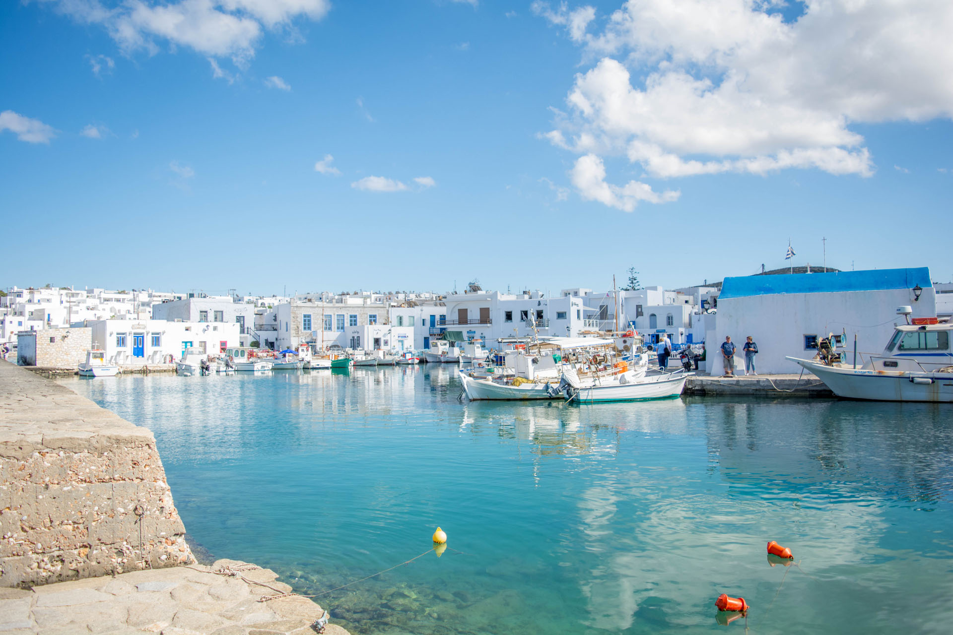 Rent a car Paros