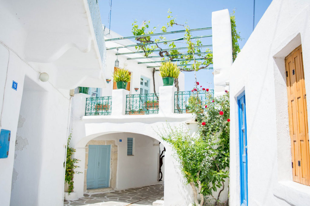 What to see in Paros Greece